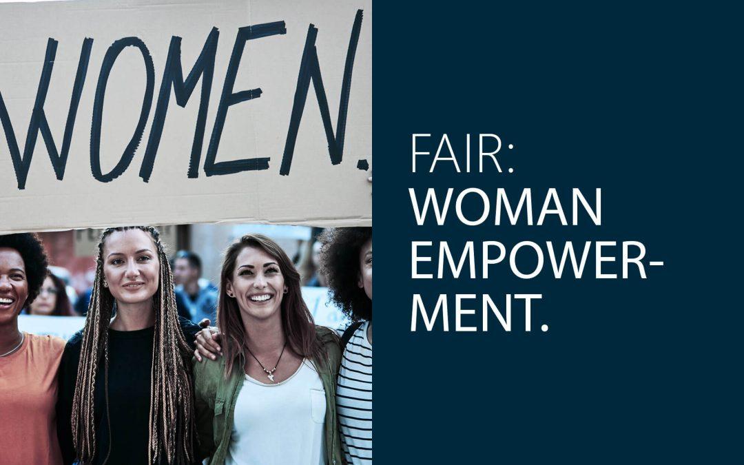 Fair: Woman Empowerment – Interview mit Dr. Ralph Neukirchen.