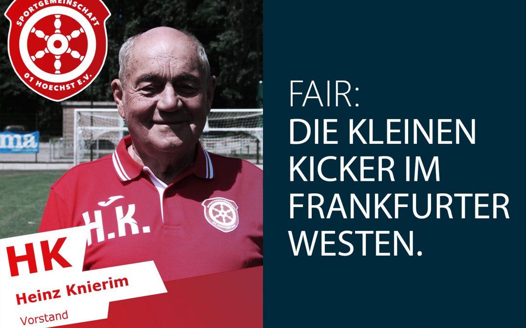 Fair: Die kleinen Kicker im Frankfurter Westen.